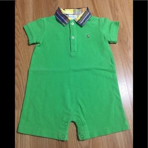 Ralph Lauren Baby one piece outfit